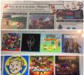 Игры для Nintendo switch (7 шт ), Кипень
