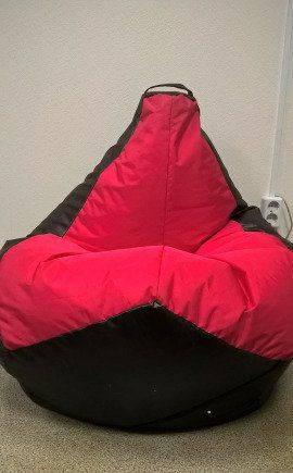 Женский кресло-мешок-груша