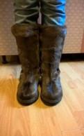 Ботинки утепленные мужские merrell overlook 6 ice+, унты ручной работы, Павлово