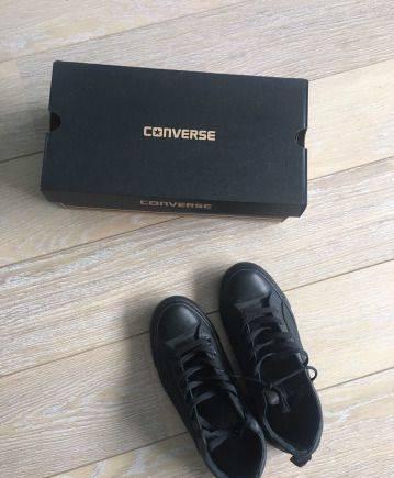 Ботинки/Кеды Converse, модные зимние мужские ботинки 2018