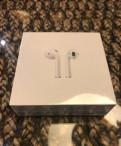 Apple AirPods новые запечатанные