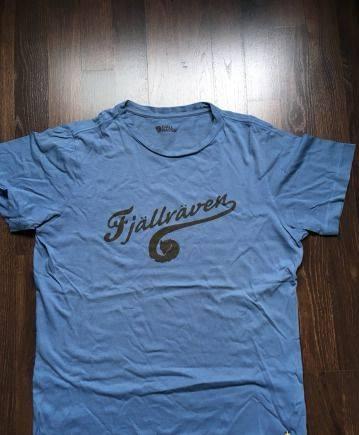 Парки мужские бершка, футболка Fjallraven