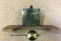 Часовой механизм без боя с маятником