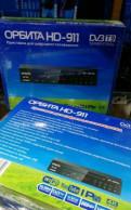 Приставка для цифрового телевидения Орбита HD-911