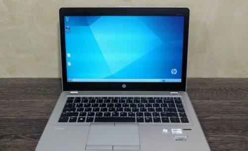 Ультрабук HP в металле Core i5, 8Гб, SSD диск