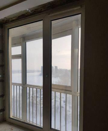 Окна и балконный блок