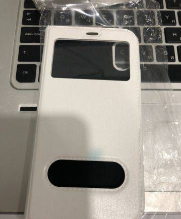 Флип кейс книжка чехол iPhone X