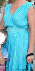 Красное платье oui, продам летнее платье, Подпорожье