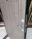 Двери Б/У входные металлические