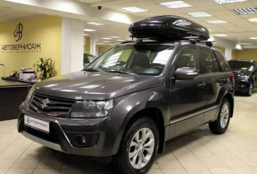 Купить форд с макс 1.6 дизель с пробегом, suzuki Grand Vitara, 2013