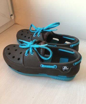 Оригинальные Crocs j1