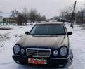 Купить мазда 2 с пробегом по россии, mercedes-Benz E-класс, 1998, Каменка