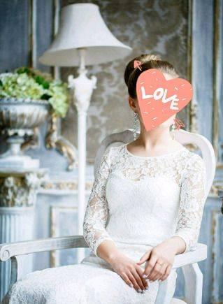 Гипюровое свадебное платье в пол, платья twin польша каталог