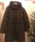 Пальто пуховое Moncler, оригинал, одежда для молодых парней на выпускной