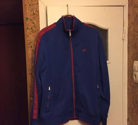 Мужская спортивная одежда hugo boss, олимпийка Nike xxl 56 р-р