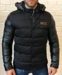 Зимняя мужская Куртка Emporio Armani, все размеры, napapijri футболки женские