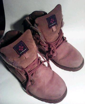 Ботинки зимние р. 40-41, мужская обувь баскони купить в интернет магазине