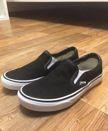 Женская спортивная обувь распродажа, слипоны vans