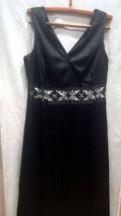 Новое вечернее платье 50-52 р, шуба из мутона с капюшоном цены