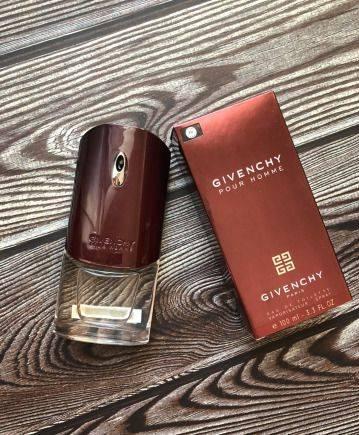 Givenchy pour home туалетная вода