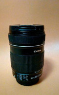 Canon 18-135mm efs 3.5-5. 6 is macro