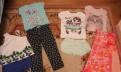 Пакет вещей д/девочки 4 лет (почти новое, Америка)