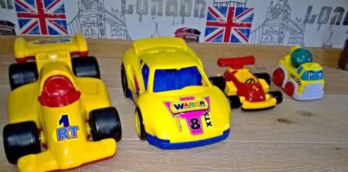 Машины гоночные Полесье, Wader