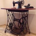 Швейная машинка Zinger с эл. мотором и педалью, Бокситогорск