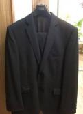 Стильная мужская одежда для полных, итальянский костюм Truvor, Сланцы