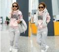Костюм спортивный, одежда для девушек 14 лет из китая