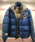 Polo Ralph Lauren горнолыжный премиум пуховик б/у, куртка мужская finn flare, Санкт-Петербург