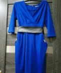 Длинное комбинированное платье в полоску 0\/8029\/042\/061\/02, платье