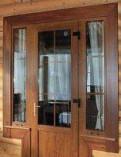 Двери балконные и входные, Рахья