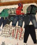 Пакет вещей на мальчика 1-2 года, Сиверский