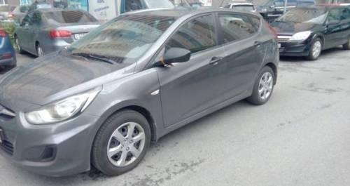 Hyundai Solaris, 2012, опель астра 1.3 дизель 2011