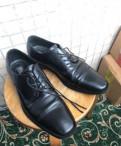 Туфли мужские 41 размера (1 раз одевал ), обувь лакоста мужская дисконт, Большая Ижора