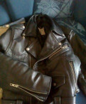 Джинсы на резинке мужские зимние, куртка