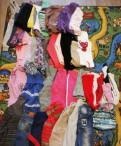 Одежда для девочки пакетом 110-128, Санкт-Петербург