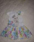 Платье с кошечкой 86 рр