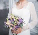 Платье в бельевом стиле купить, свадебное платье, S