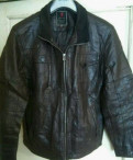 Кожаная куртка, мужские шорты акции