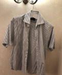 Плащ барберри мужской, рубашка Cafe Coton