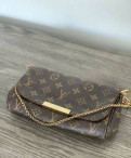 Louis Vuitton Favourite PM сумка, Сланцы