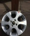 Новый литой диск, литые диски на газ 31105, Токсово