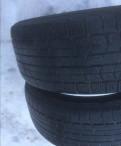 Штатные шины на мазда, 225/55R17 Dunlop Craspik 2шт, Санкт-Петербург