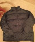 Продам новую зимнюю куртку, купить мужскую молодежную дубленку, Пикалево