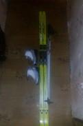 Детские беговые лыжи, Токсово