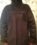 Дубленка, куртка мужская demix hmsw01-96