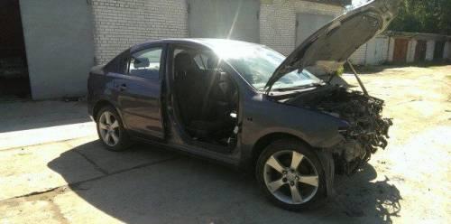 Mazda 3, 2008, тойота рунер с пробегом