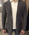 Каталог мужской одежды бершка, кардиган Zara, Кипень